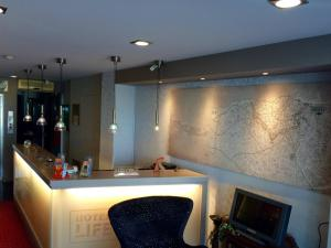 Hotel Life, Hotel  Heraklion - big - 34