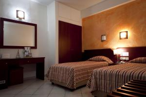Hotel Life, Hotel  Heraklion - big - 13