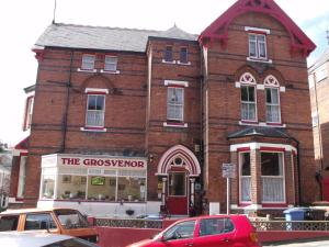 The Grosvenor in Scarborough, North Yorkshire, England