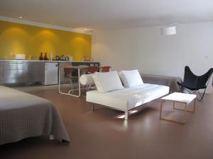B&B Bloc G, Bed and Breakfasts  Carcassonne - big - 33