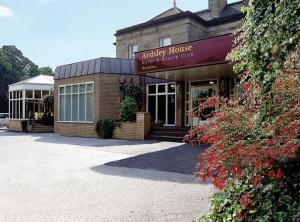 Best Western Ardsley House Hotel in Barnsley, South Yorkshire, England