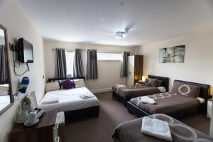 Travellers Inn, Hotel  Oldbury - big - 2