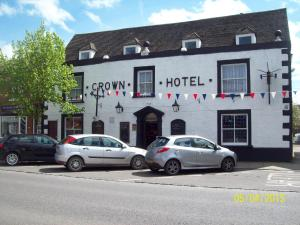 The Crown Hotel in Royal Wootton Bassett in Royal Wootton Bassett, Wiltshire, England