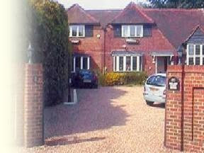 Debden Guest House in Hillingdon, Greater London, England