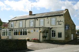 Anglers Arms in Choppington, Northumberland, England