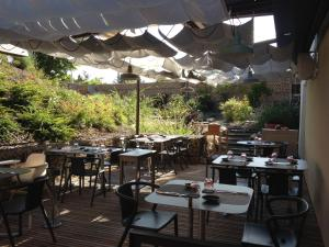 Aux Terrasses, Hotels  Tournus - big - 34