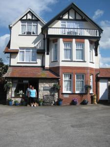 The Ashmount in Rhôs-on-Sea, Conwy, Wales