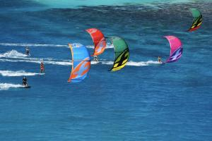 École De Kitesurf Et Guest House, Bed and Breakfasts  Sangatte - big - 6