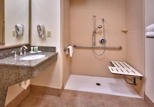 Queen Studio with Bath Tub - Disability Access