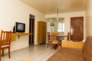 Two-Bedroom Apartment with Balcony or Terrace (4 Adults)