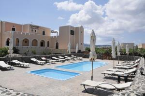 Anessis Apartments, Residence  Fira - big - 66