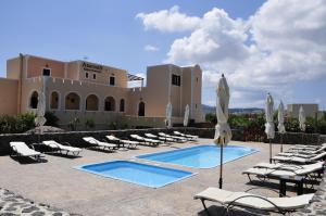 Anessis Apartments, Residence  Fira - big - 36