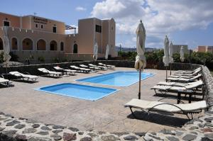 Anessis Apartments, Residence  Fira - big - 35