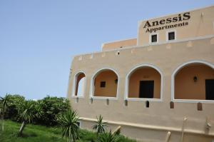 Anessis Apartments, Residence  Fira - big - 82