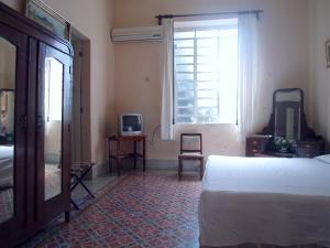 Quadruple Room with Private Bathroom