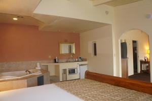One-Bedroom King Suite with Spa Bath - Non-Smoking
