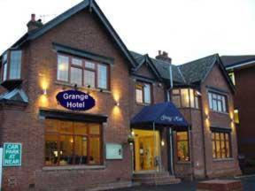 The Grange Hotel in Crawley, West Sussex, England