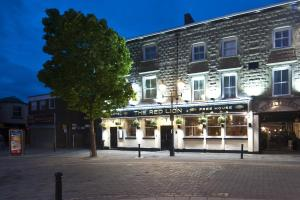 The Red Lion in Doncaster, South Yorkshire, England