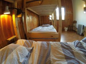 Bed in 4-bed Dormitory with Shared Bathroom