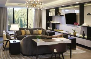 Luxury Two-Bedroom Suite