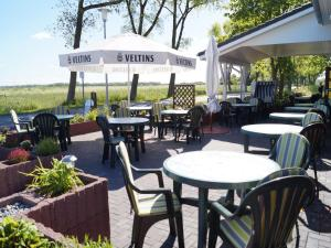 Hotel Restaurant Wattenschipper, Hotely  Nordholz - big - 32