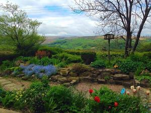 Far Moorside Farm B&B in Hebden Bridge, West Yorkshire, England
