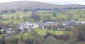 Howbeck Lodge in Hesket Newmarket, Cumbria, England