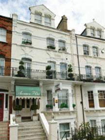 Book the Avonmore Guest Accommodation in 66 Avonmore Road, London, Greater London, England