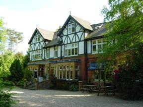 Brockenhurst Hotel in Ascot, Berkshire, England