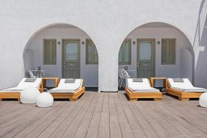 Azzurro Suites, Aparthotels  Fira - big - 28