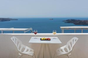 Azzurro Suites, Aparthotels  Fira - big - 48