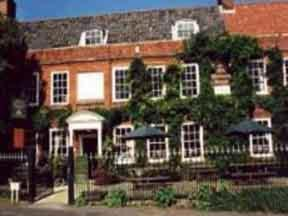 Old Brewery House Hotel in Reepham, Norfolk, England