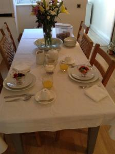 Easter Cottage B&B, Bed & Breakfasts  Gurnard - big - 9