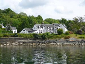 The Creggans Inn in Strachur, Argyll & Bute, Scotland