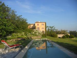 B&B La Bastide Desmagnans, Bed & Breakfast  Lacoste - big - 20