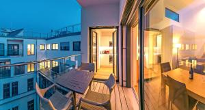 Apartment Wienwert Serviced Apartments Getreidemarkt, Vienna