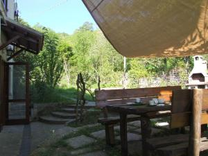 Vacanze Toscane In The Country, Apartments  Sassetta - big - 81