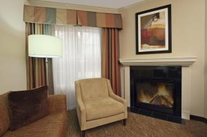 Premium King Suite with Fireplace - Smoking
