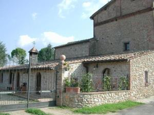 Casale Il Colombaio Di Toiano, Country houses  Sovicille - big - 26
