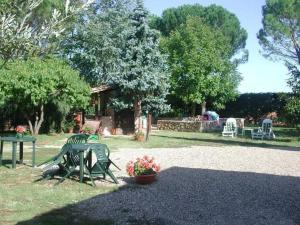 Casale Il Colombaio Di Toiano, Country houses  Sovicille - big - 30