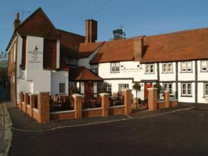 The Greyhound Inn in Chalfont Saint Peter, Buckinghamshire, England