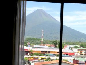 Single or Double Room with Volcano View