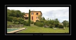 B&B La Bastide Desmagnans, Bed & Breakfast  Lacoste - big - 26
