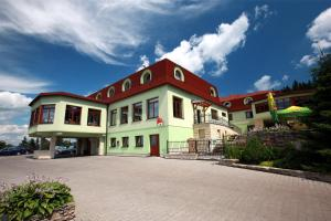 Wellness Hotel Vyhlidka