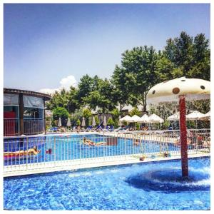 Irem Garden Apartments, Apartmánové hotely  Side - big - 37