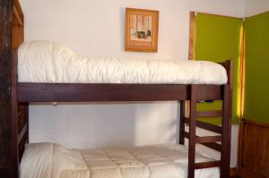 Single Bed in 4-Bed Dormitory Room Mixed Private Bathroom