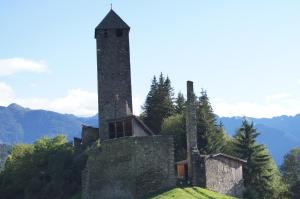 Hotel Pension Alpenhof, Hotely  Colle Isarco - big - 9