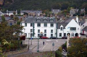 The Bridge Hotel Helmsdale, Sutherland