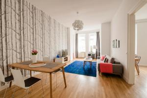 Photo of Design Apartment In Der Leipziger Südvorstadt