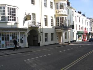 Best Western Kings Arms Hotel in Dorchester, Dorset, England
